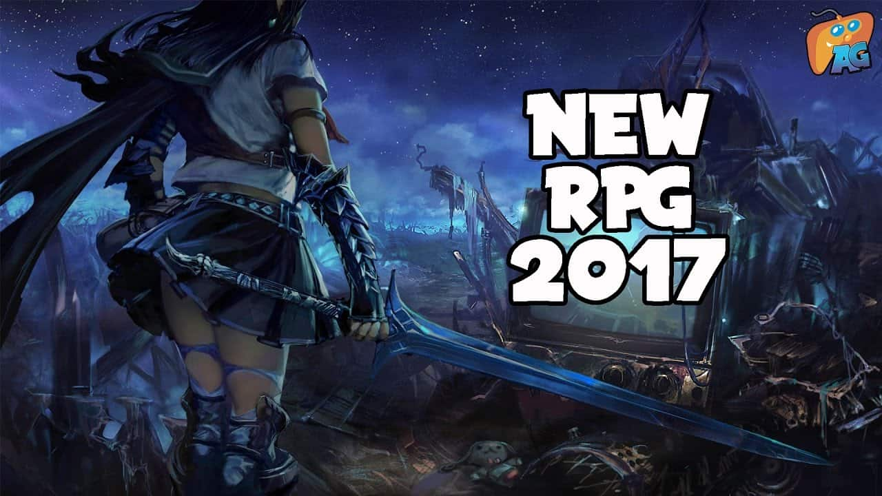 BEST RPG Games of 2017